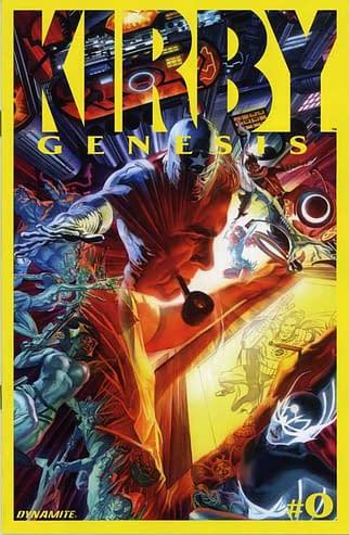 FREE – Kirby: Genesis #0 By Kurt Busiek, Alex Ross And Jack Herbert