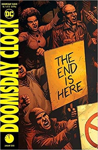 Comic Store In Your Future: 25 Hot Comics Now – Doomsday Clock to Daredevil to Dredd