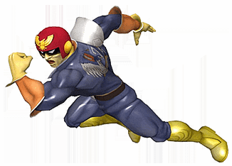 PSA: Captain Falcon Was Almost The SNES Mascot