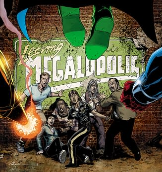 Kickstart From The Heart: Stitch, Woe Is Oz and Leaving Megalopolis