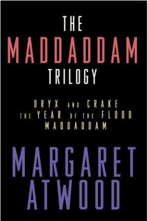 atwood maddaddam trilogy series