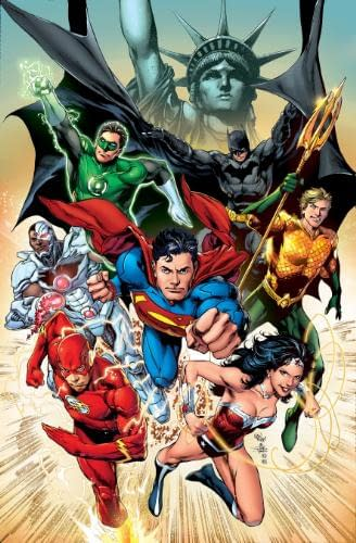 DC Announces Justice League #1 Sells A Quarter Of A Million,  Fourteen Books Sell Over A Hundred Thousand And Five Million Comics Sold In Six Weeks