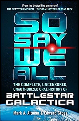 'Battlestar Galactica' Oral History Book Details the Death of Starbuck