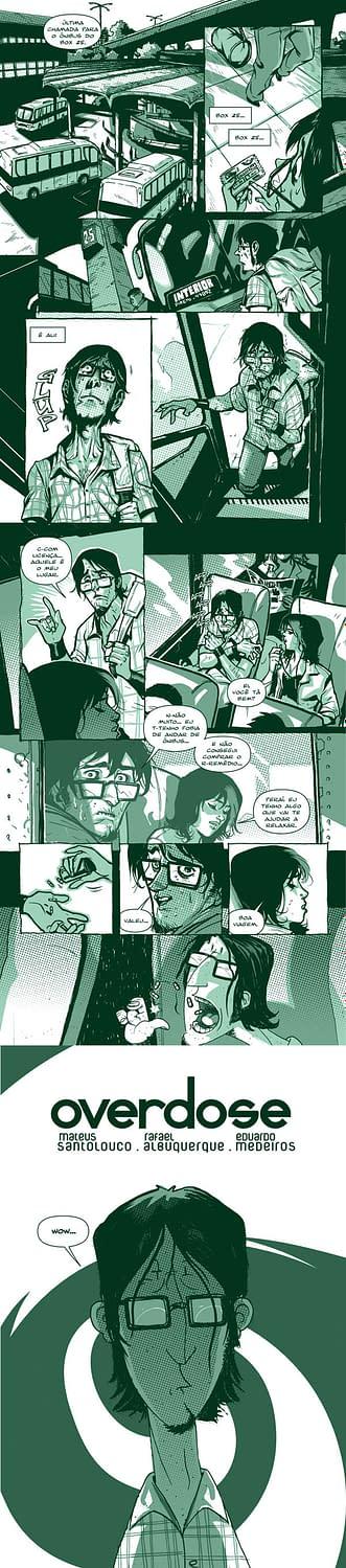 Preview: Mondo Urbano from Oni Press