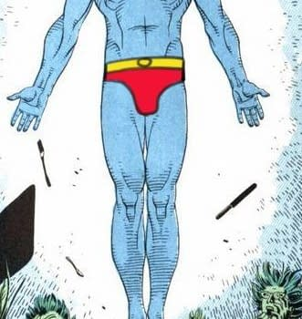Chip Zdarsky Has A Solution For DC Comics Regarding Dr Manhattan And Supermans Red Underwear