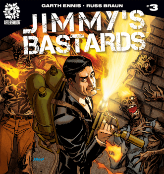 Jimmys Bastards #3 Review: Ugliness Is Kind Of Beautiful