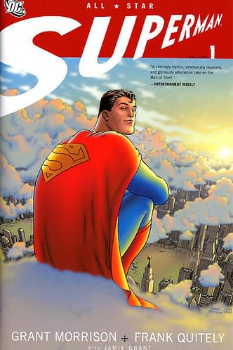 Why Chip Kidd Hates The All Star Superman Cover