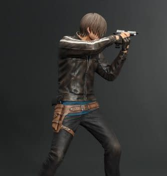 Resident Evils Leon Kennedy Coming from Kotobukiya