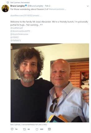 American Gods Season 2: Neil Gaiman Denies Article Allegations