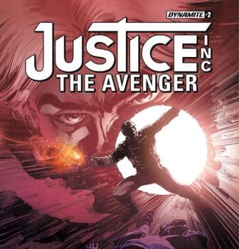 Writers Commentary &#8211 Joe Gentile Discusses Justice Inc. The Avenger: Faces of Justice #2
