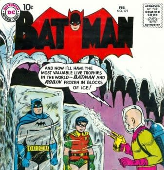 Third Highest-Graded Batman #121 Sells For $18200 Along With Other Big Books