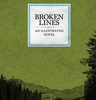 Broken Lines Review: An Illustrated Gonzo Novel Adventure