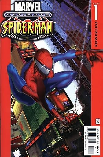 Brian Bendis To Produce And Write For Ultimate Spider-Man Cartoon