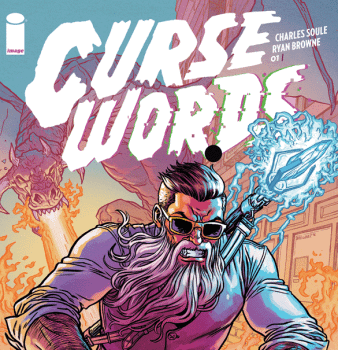 Charles Soule And Mike Norton Ring In The Holidays With Curse Words Holiday Special #1