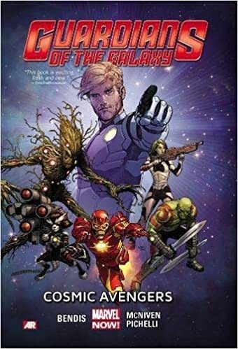 Guardians of the Galaxy: Cosmic Avengers