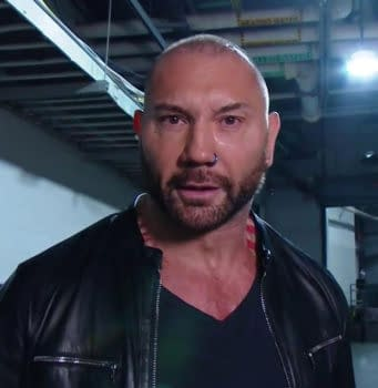 Dave Bautista Stages Coup Replaces Mike Pence as Vice President