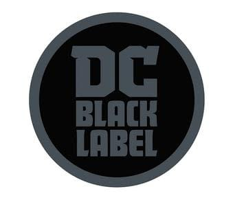 DC Comics Black Label Logo To Be Redesigned to Look Like Bullet Logo?