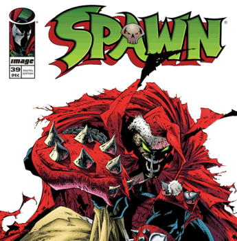 Todd McFarlanes Spawn Tells A Holiday Krampus Tale At Image In December