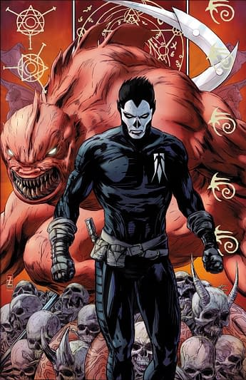 When the US Government Suddenly Cancelled Valiant's Shadowman Trademark