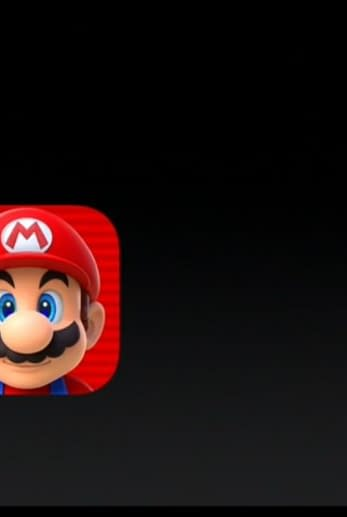 Mario Is Coming To iOS This Year In Mario Run