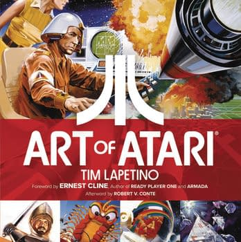 The Perfect Early Holiday Gift Idea For Classic Game Lovers: The Art Of Atari