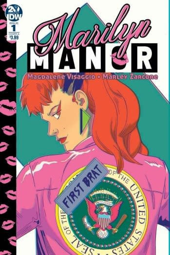 Mags Visaggio and Marley Zarcone Go to Washington for 1980s Teen Comedy Marilyn Manor