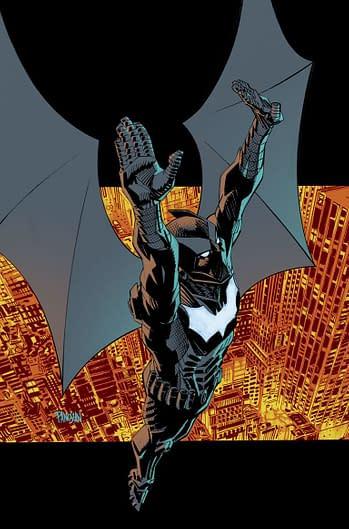 DC Will Publish John Ridley's 5G Luke Fox-as-Batman Comic After All?