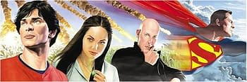 TV Guide Alex Ross Smallville Covers Artwork