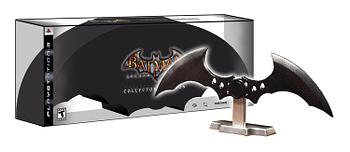 Batman Arkham Asylum Collectors Edition 01