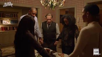 Black Lightning: Jones on Tobias' Influence and THAT Briefcase, Adams Reveals Favorite Scene