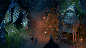 """""""Cannibals, Slaves, And Dead Children"""" – Catching Up With Pillars Of Eternity II At E3"""