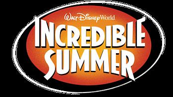 An 'Incredible Summer' is Headed to Walt Disney World!