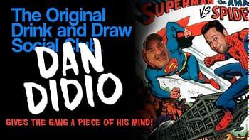 Dan DiDio and Joe Quesada on Not Writing Love Letters to Comics.