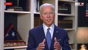 Joe Biden References Marvel Writer Christian Cooper in Address.