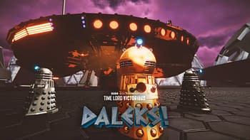 Doctor Who: Desperate Daleks Turn to the Mechanoids for Help