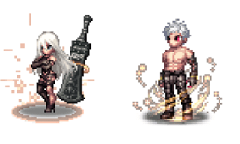 NieR: Automata Is The Latest Crossover Event For Final Fantasy Brave Exvius