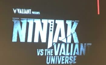 Ninjak Vs. The Valiant Universe Cast Talks The Upcoming Web Series At NYCC 2017