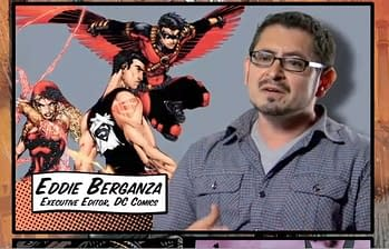 Eddie Berganza Now Group Editor At DC Comics