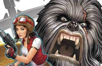 Doctor Aphra Annual #1: The Origin Of Black Krrsantan