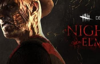 Dead By Daylight: A Nightmare On Elm Street Is Out On Console Today
