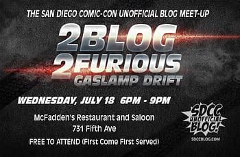 Bleeding Cool's Giant San Diego Comic-Con 2018 Party List