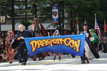 Dragon*Con: Billy West Dean Cain And Plenty of Cosplay To Go Out On