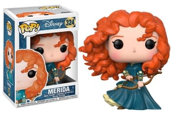 Funko Pop Disney Merida
