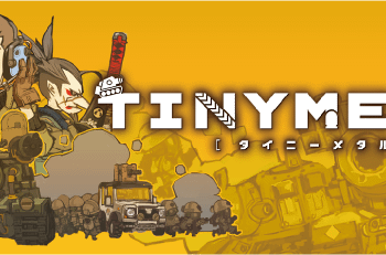 Japanese Wargame Tiny Metal Is Set for Release This Month