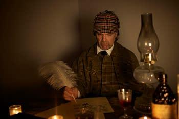 Sherlock Holmes - Nick Abadzis