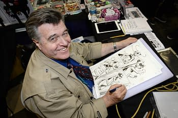 Neal Adams On White Trash, Frank Miller and Reporters