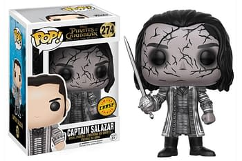Jack Sparrow Is Finally A Funko Pop (Also SPOILERS, I think)