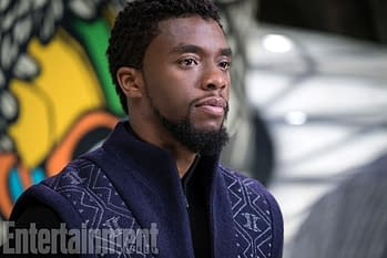 Chadwick Boseman Compares The Political Climate In 'Black Panther' To The One In The USA