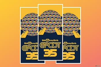 Disney Unveils New Retro-Inspired Items For Epcot's 35th Anniversary!