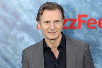 Liam Neeson Eyeing Role in the Men in Black Reboot
